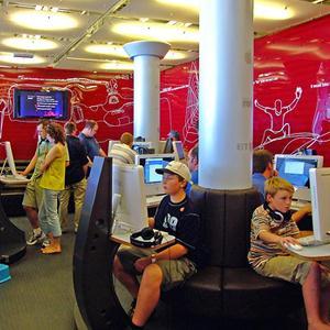 Интернет-кафе Зыряновского