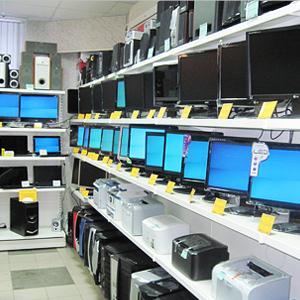 Компьютерные магазины Зыряновского