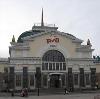 Железнодорожные вокзалы в Зыряновском