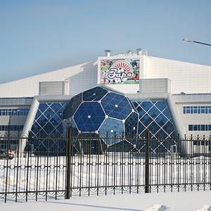 Спортивные комплексы Зыряновского