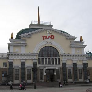 Железнодорожные вокзалы Зыряновского